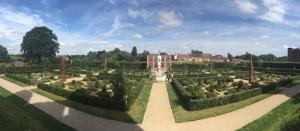 Elizabeth privy's garden