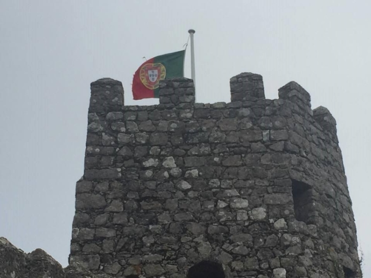 Uma das torres do Castelo